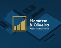 Branding - Momesso & Oliveira