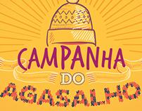 CAMPANHA DO AGASALHO - RIBEIRO JUNG