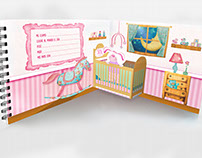 Baby Book pop-up