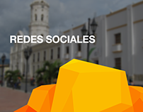 Material redes sociales