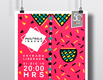 PASARELA INACAP 2016 - AFICHE