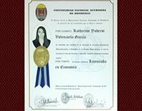 Licenciada en Economía UNAH