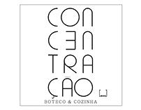 Concetração - Boteco & Cozinha