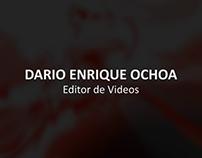 Showreel Darío Ochoa