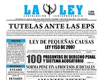Periodico La Ley