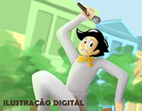 Ilustração - Digital