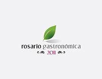 Logotipo Rosario Gastronómica