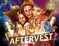 Flyer AfterVest - Medicina FAMINAS-BH