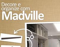 Madville - Papel de mesa