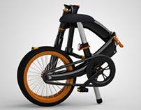 Folding Bike Concept