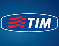 Estande Tim