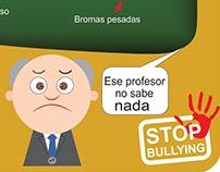 Afiche del Bullying