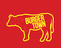 Promo Burger Town