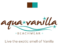 Aqua Vanilla Beachwear | Branding