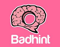 Badhint Visual Identity