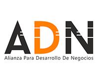 Propuesta de logo, proyecto ADN