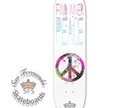 Diseño de skateboards
