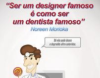 Poster - designer e dentista