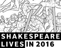 Ilustrando a Shakespeare