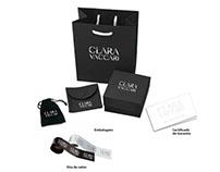 Clara Vaccari Jewels - Branding