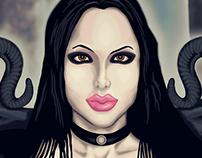 Ilustración gótica.