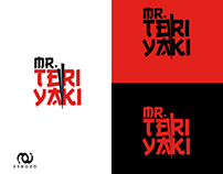 Logotipo | Mr. Teriyaki