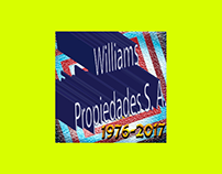 Williams real estate properties S. A..
