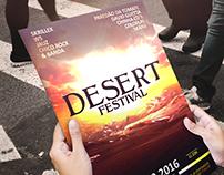 Flyer de Festival