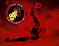 Escuela de Fútbol - Branding