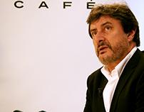 "Fotoreportaje programa ""De buen cafe"""