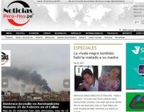 Noticias Peru Hoy - http://www.noticiasperu-hoy.pe
