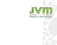 JVM Jardines Verticales Mexico