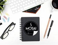 Etiquetas para la empresa mosai