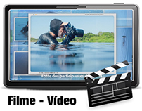 Vídeo para uma oficina de fotografia aquática.