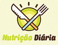 Logo Nutrição Diária