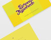 Business Card - Home Organizer - Logotipo incluso