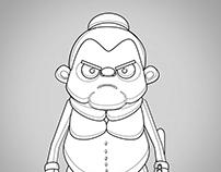 Diseño de personajes - Animación EPA 2015