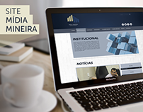 Site Mídia Mineira