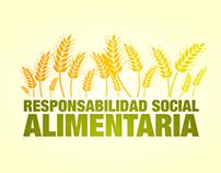 Logo para Congreso Responsabilidad Social Alimentaria
