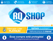 Template Mercado Livre - RQ Shop