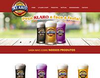 Site KLARO CHOPP