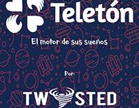 Campaña Teletón.