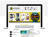 Grafiweb and Services Website