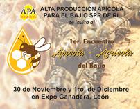 1er. Encuentro Apícola - Agrícola del Bajío