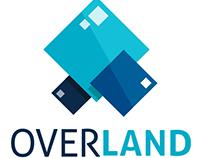 Overland propuestas de logo