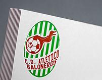 Club Deportivo Atlético Baloneros Creación de marca/Log