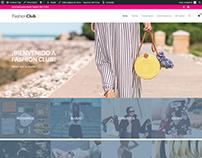 Fashion Club - Tienda Virtual