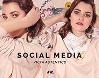 • Social Media •