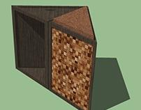 Triangular Chair Forms