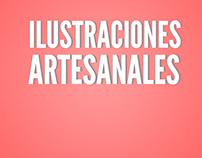 Ilustraciones Artesanales